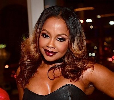 Phaedra Parks Fired From 'Real Housewives of Atlanta'?