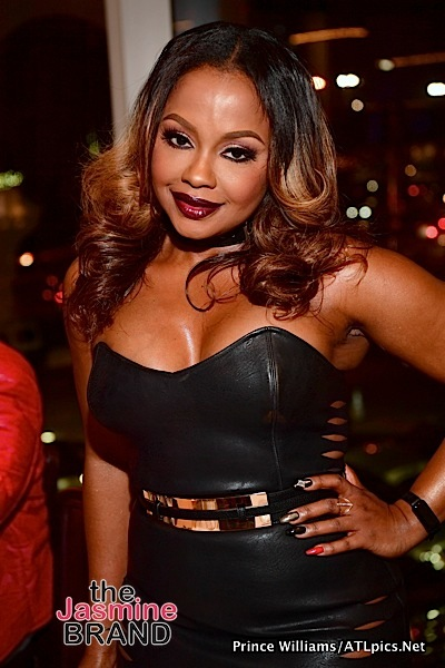 Phaedra Parks Asking To Return To RHOA, Repeatedly Declined By Producers