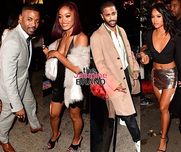 Snoop, Teyana Taylor, Christian Combs, Karrueche Tran, Keke Palmer, Katy Perry Party in LA [Photos]