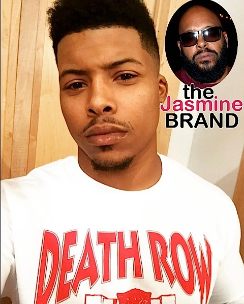 Suge Knight's Son: They're mistreating my dad in jail!