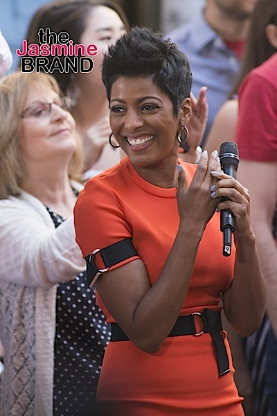 Tamron Hall Denied Farewell by 'Today' Show, Rejected Multimillion Dollar Deal To Stay