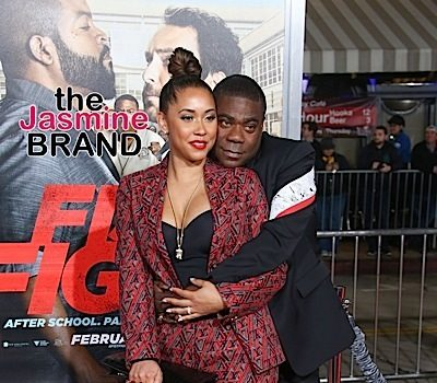 Tracy Morgan & Wife Megan Wollover Split After Nearly 5 Years Of Marriage
