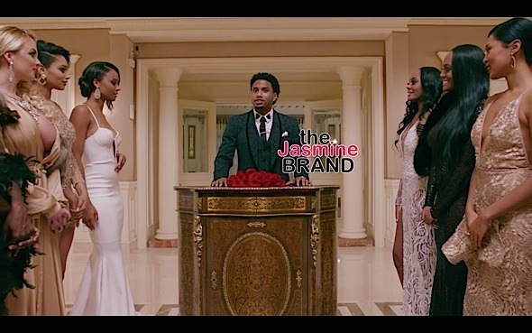 Trey Songz Snags (Fake) Dating Reality Show 'Tremaine the Playboy'