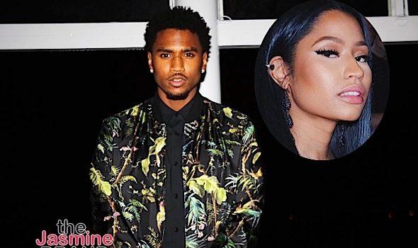 Trey Songz Denies Sex With Nicki Minaj [VIDEO]