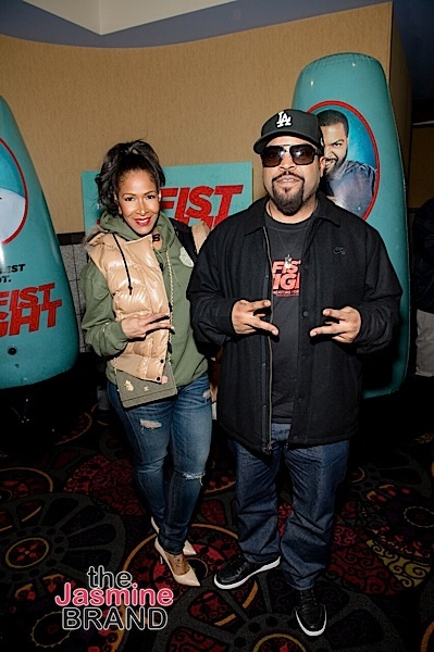 'Fist Fight' Screening: Sheree Whitfield, NORE, Gary Owen, Ice Cube, Monyetta Shaw Attend