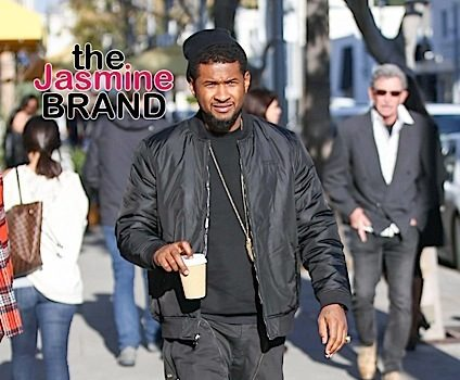 Usher Accused of Exposing 2nd Woman To STD, Hit w/ $10 Million Lawsuit