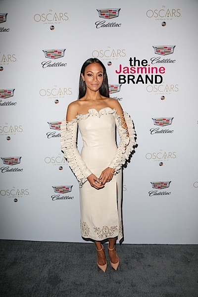 Zoe Saldana: Growing up in the Dominican Republic, they told me I looked sick & was too skinny.