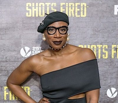 Actress Aisha Hinds Criticizes People Who Are Jeopardizing Their Glam Squads' Lives