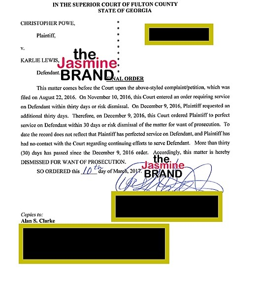 (EXCLUSIVE) Karlie Redd - $1 Million Legal Battle Over Alleged Rape Accusations Dismissed