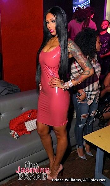 Karlie redd clothing store in atlanta