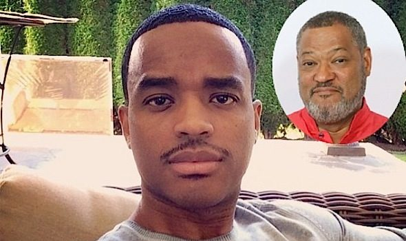 EXCLUSIVE: Larenz Tate Says His & Laurence Fishburne's 'Bronzeville' Will Be Transitioning To A TV Series + Explains How He's Sustained Career Longevity: I Lead With Integrity