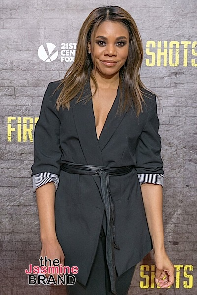 "Regina Hall Recalls A Time She & Her Mother Got ""Way Too High"" [VIDEO]"