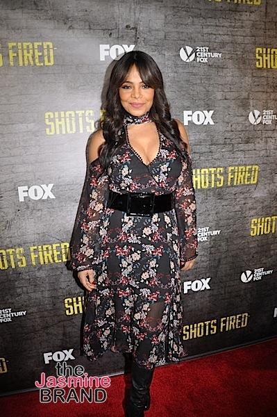 """Shots Fired"" Screening: Sanaa Lathan, Stephan James, Mack Wilds Attend [Photos]"