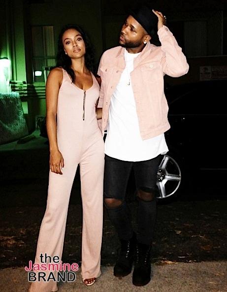 Karrueche Tran's BFF: Chris Brown Threatened To Shoot & Beat Me Up