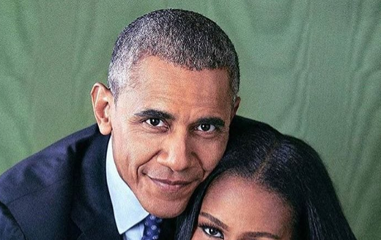 Michelle & Barack Obama Snag Book Deal w/ Penguin Random House