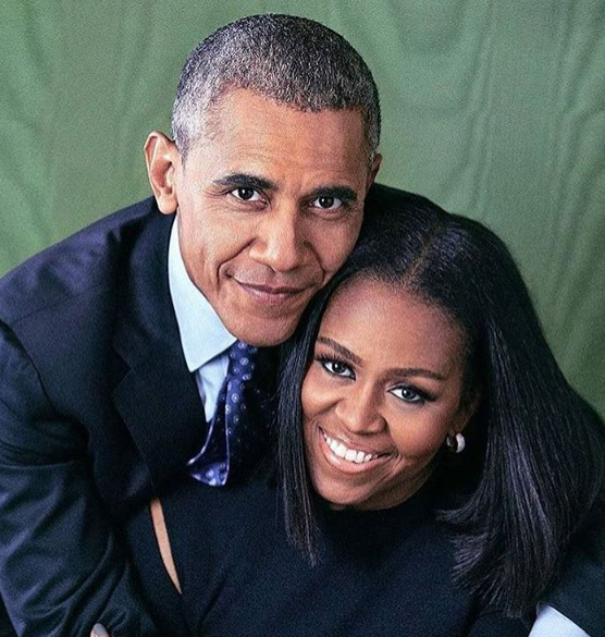 Michelle & Barack Obama Snag Book Deal w/ Penguin Random House