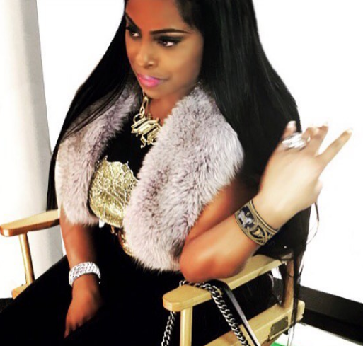Surprise! Foxy Brown Secretly Welcomes Daughter [VIDEO]