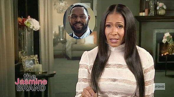 Sheree Whitfields Admits Ex Bob Was Physically Abusive: He choked me.