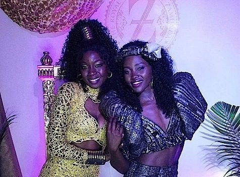 Lupita Nyong'o Turns 31 With 'Coming To America' Themed Bash [Photos]
