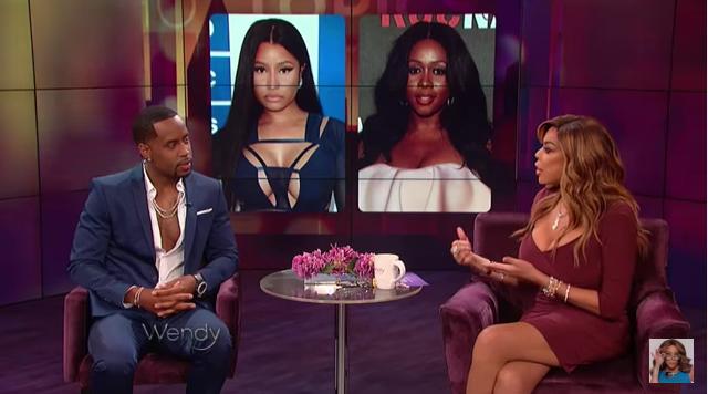 Safaree: I need to be compensated by Nicki Minaj.