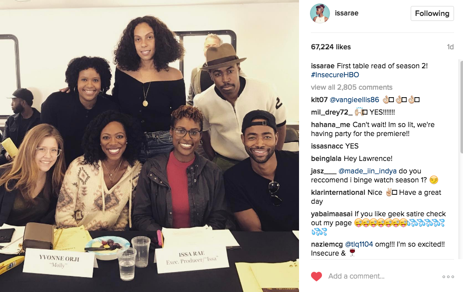 Issa Rae Announces Season 2 Premiere Date for 'Insecure' [VIDEO]