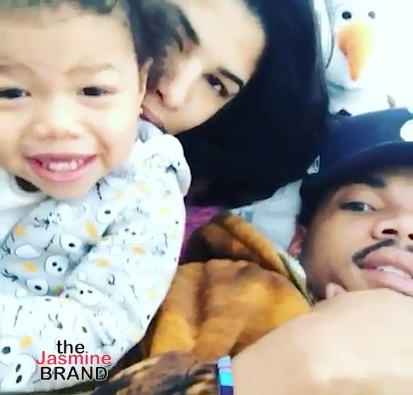 Chance The Rapper Addresses Baby Mama Child Support Drama