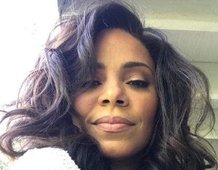 Sanaa Lathan Refuses To Starve Herself: I've never been a skinny girl. I like to eat.