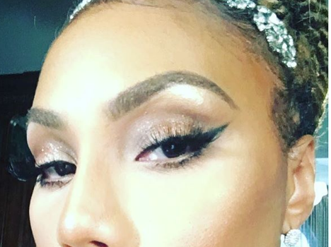 Tamar Braxton Has A Message For Haters