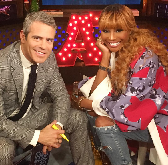 Cynthia Bailey NOT Fired From RHOA, NeNe Leakes & Kim Zolciak In Negotiations To Return