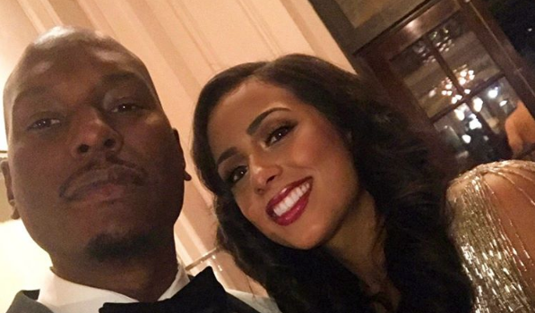 Tyrese Defends His Wife: We good over here!