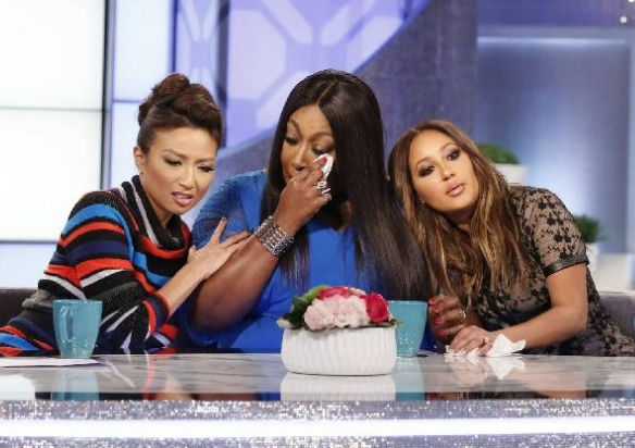 Loni Love In Tears, Reveals Suffering Miscarriage [VIDEO]