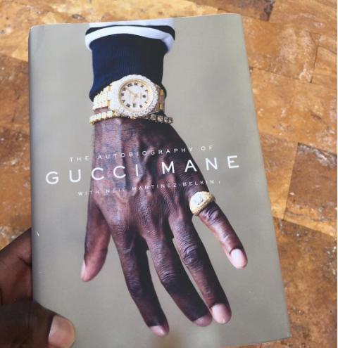 Gucci Mane Announces Memoir [Photo]