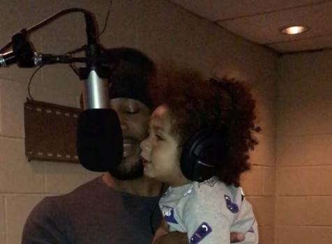 Adorable! Tank's Son Records 1st Single [VIDEO]