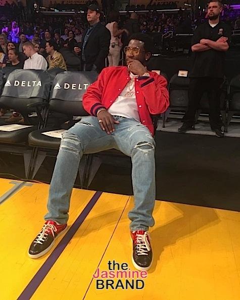 Mahershala Ali Debuts Newborn Daughter, Sade Backstage With Drake & Trey Songz + Gucci Mane Jamal Crawford