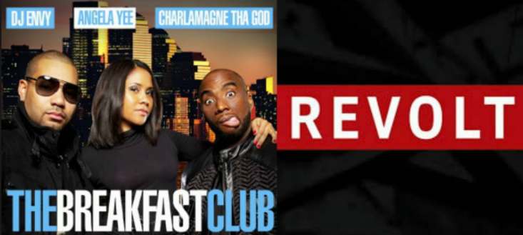 """""""The Breakfast Club"""" Reacts To Diddy's Revolt TV Lawsuit For Discrimination Against White Employees"""