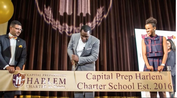 Sean 'Diddy' Combs Charter School Accepting Applicants