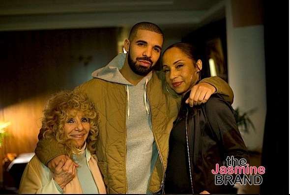 Drake Has A New Sade Tattoo