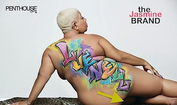 Comedian Luenell Poses Nude For Penthouse [Stop & Stare]
