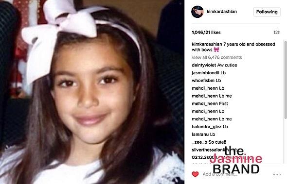 Remy Ma Rocks Moschino, Chris Rock & Girlfriend in MIA + A 12-Year-Old Kim Kardashian