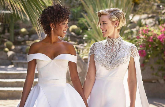 OITNB Actress Samira Wiley Marries Show Writer Lauren Morelli [Photo]