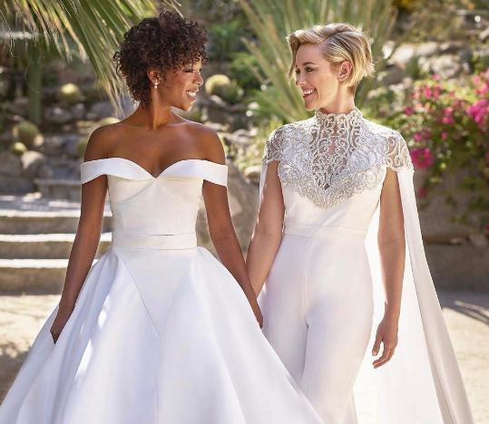 OITNB Actress Samira Wiley Marries Show Writer Lauren Morelli [Photo]