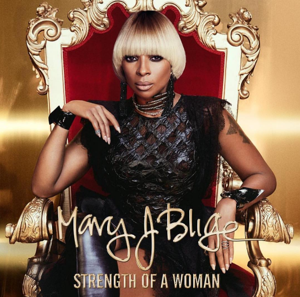 "Mary J. Blige Announces New Album, ""Strength Of A Woman"""