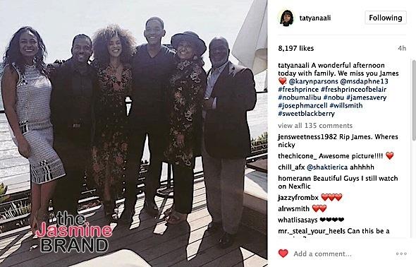 """Fresh Prince of Bel Air"" Cast Reunites, Janet Hubert M.I.A."