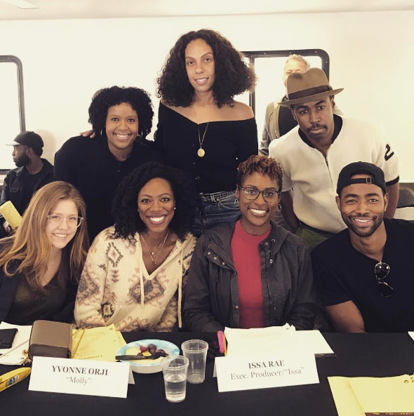 """Insecure"" Showrunner Prentice Penny Talks ""Upscale"" & Teases Season 2: It's going to be some men in Issa's life."
