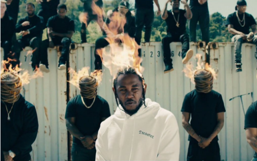 "Kendrick Lamar ""HUMBLE"" Video [New Music]"