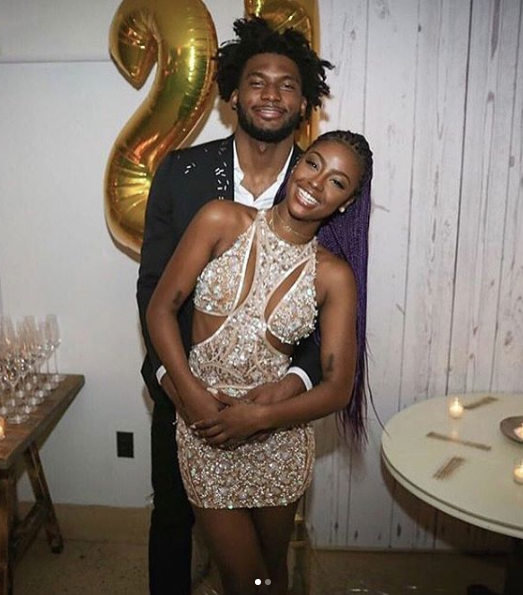 Lamar Odom Pushes Production Company, Justine Skye & NBA Boyfriend Turn Up + Malia Obama Hits NYC With Male Friend [Photos]