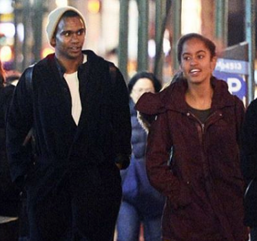 Lamar Odom Promotes Production Company, Justine Skye & NBA Boyfriend Turn Up + Malia Obama Hits NYC With Male Friend [Photos]