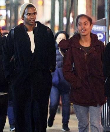 Lamar Odom Promotes Production Company, Justine Skye & NBA Boyfriend Turn Up + Malia Obama Hits NYC With Male Friend [Photos]