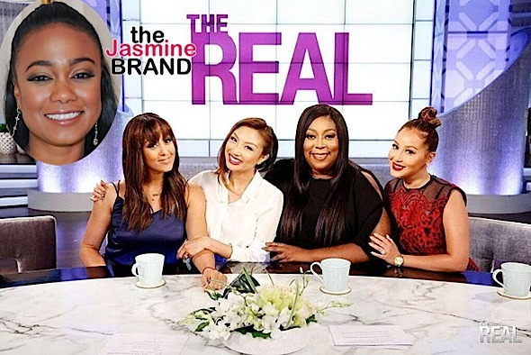 Tatyana Ali's Lawsuit Claiming 'The Real' Idea Stolen Dismissed