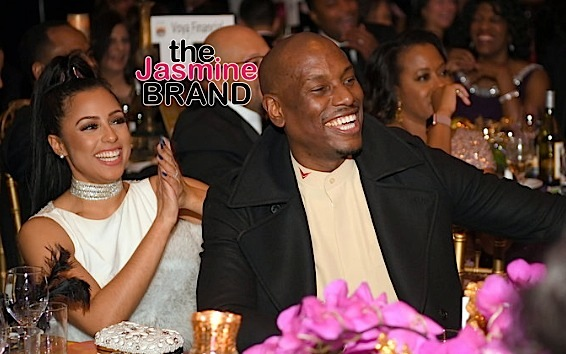 Tyrese: My Wife Was NEVER Pregnant, I Told Will Smith Sorry
